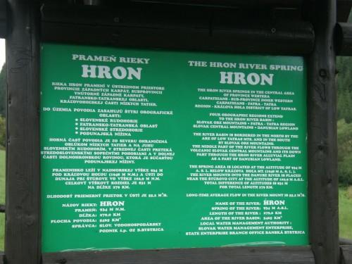 Pramen Hrona
