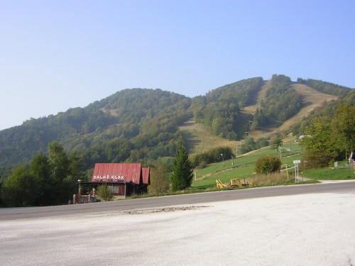 Route Prievidza - Žilina