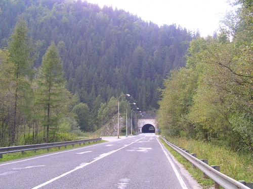 Tunnel Stratena